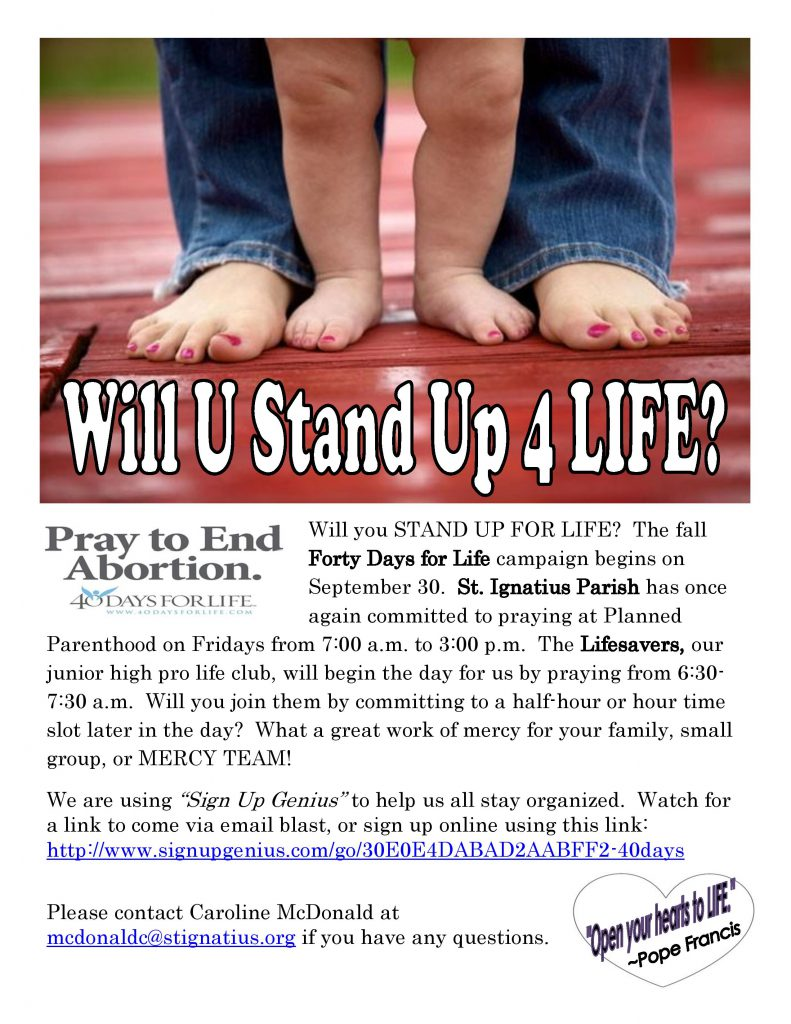 Will you STAND UP FOR LIFE fall 2016-page-001